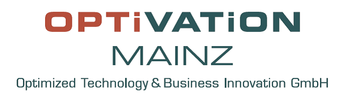 OPTiVATiON MAINZ GmbH - LOGO